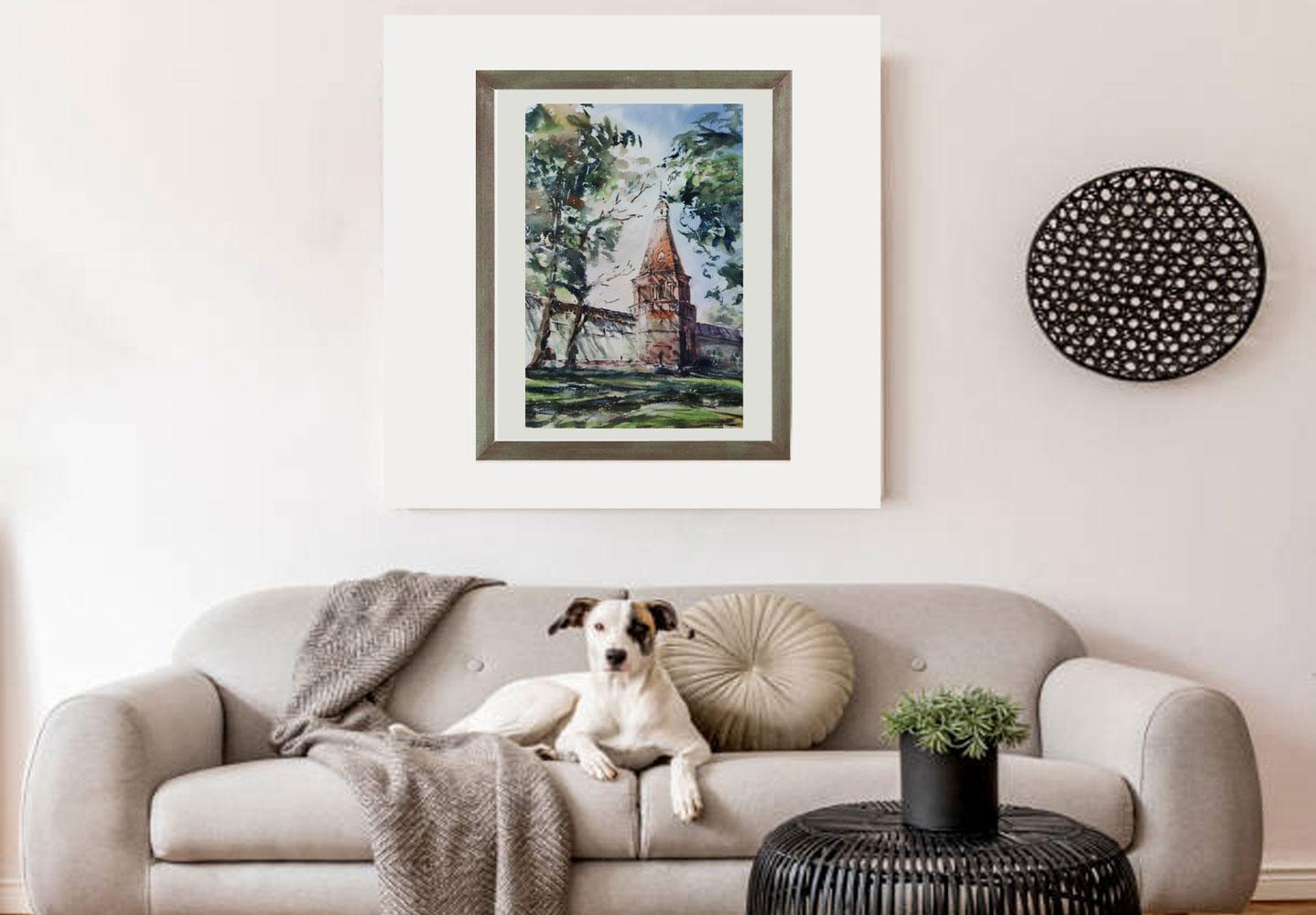Картина в подарок в спальню