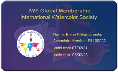 IWS-Globe international-watercolor